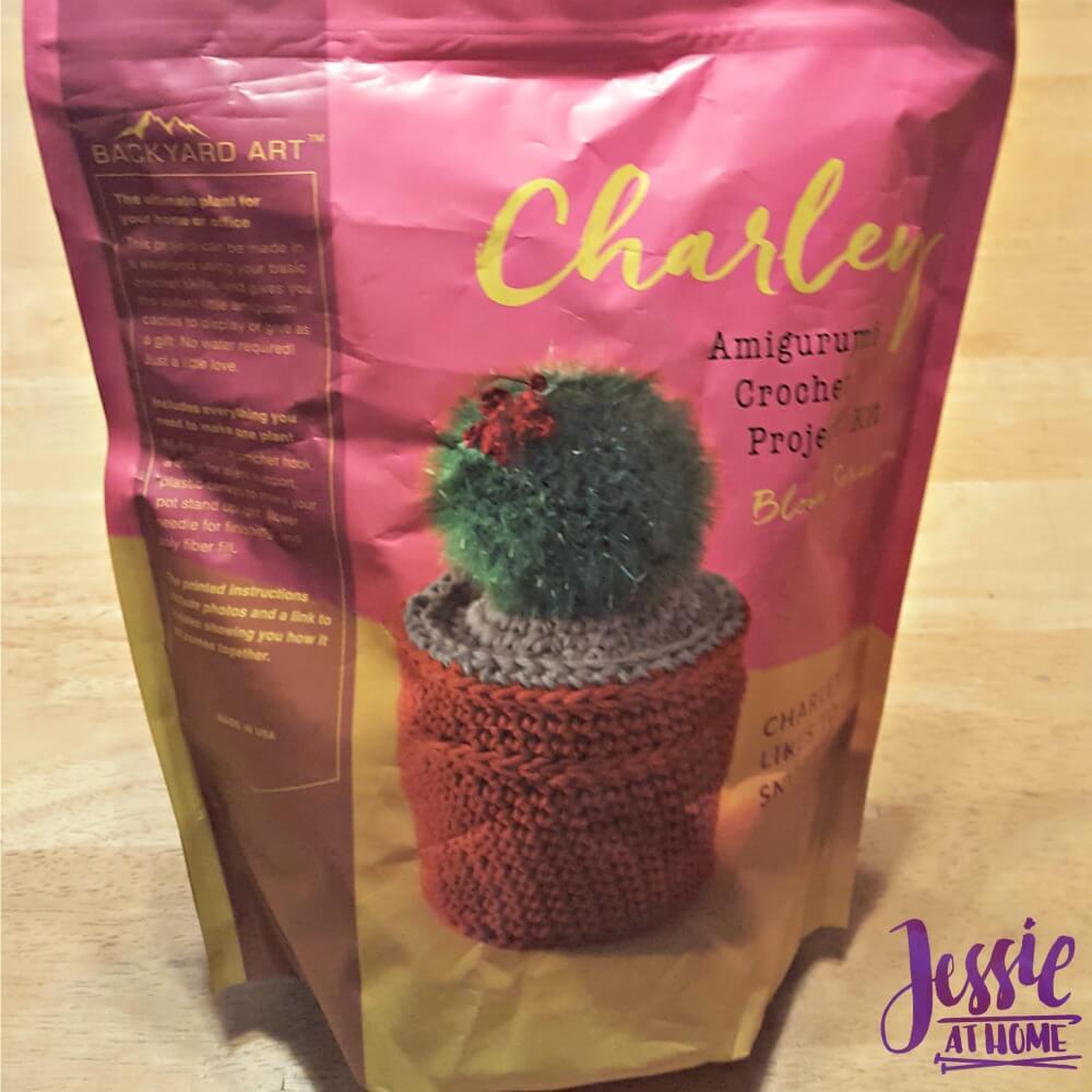 Charley the Cactus Kit