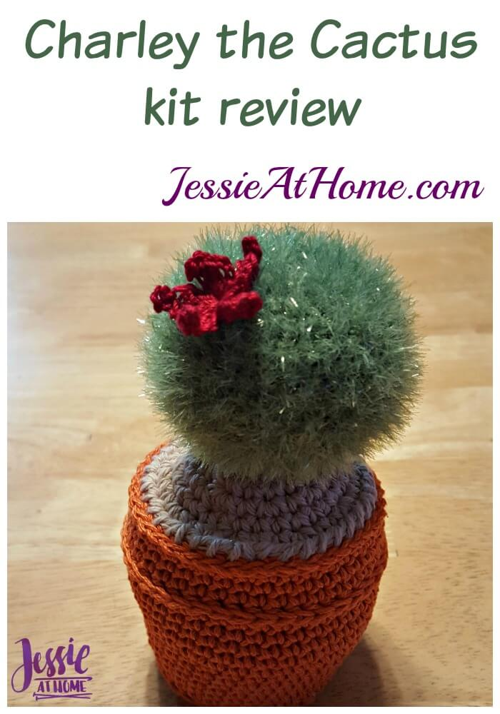 Charley the Cactus kit review