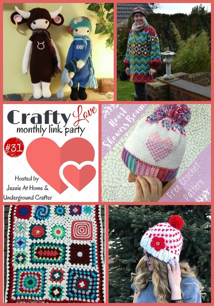 Crafty Love Link Party 31