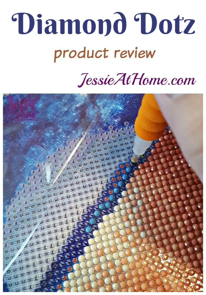 Diamond Dotz review from Jessie At Home