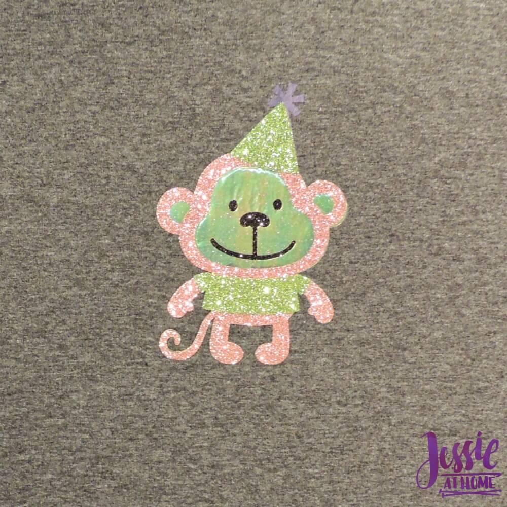 Glitter Monkey