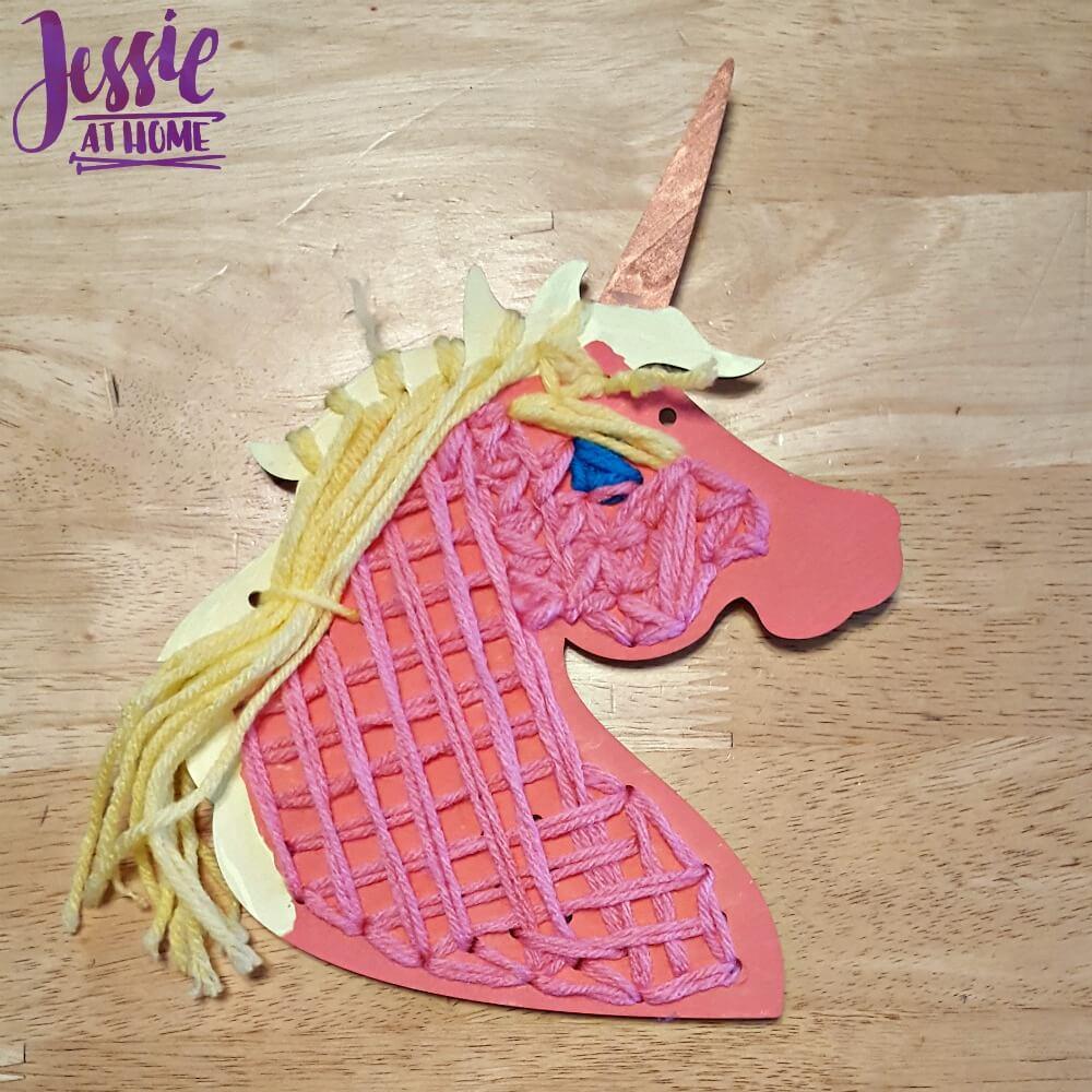 Big Stitch unicorn
