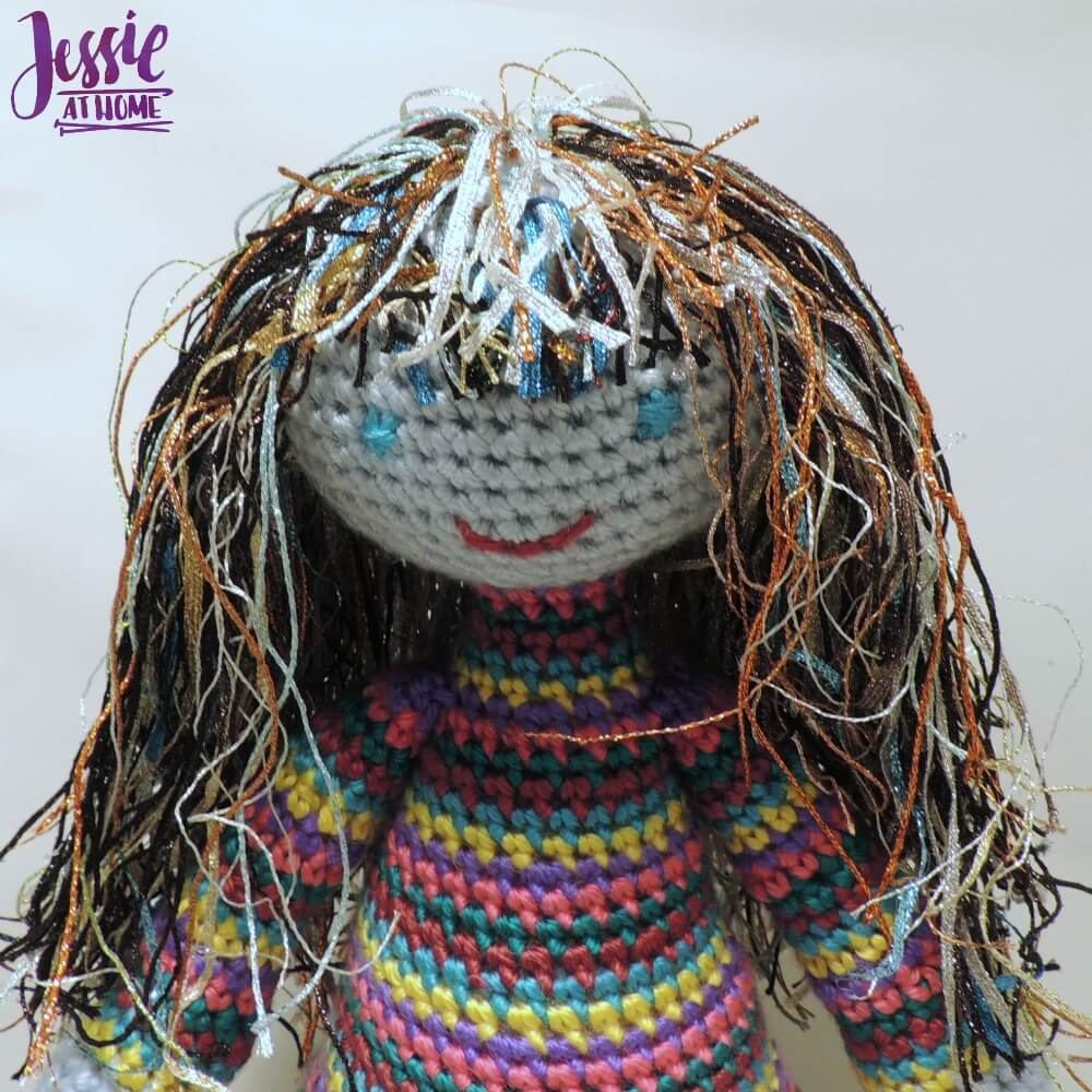 Blue Belle free crochet pattern by Jessie At Home - 2