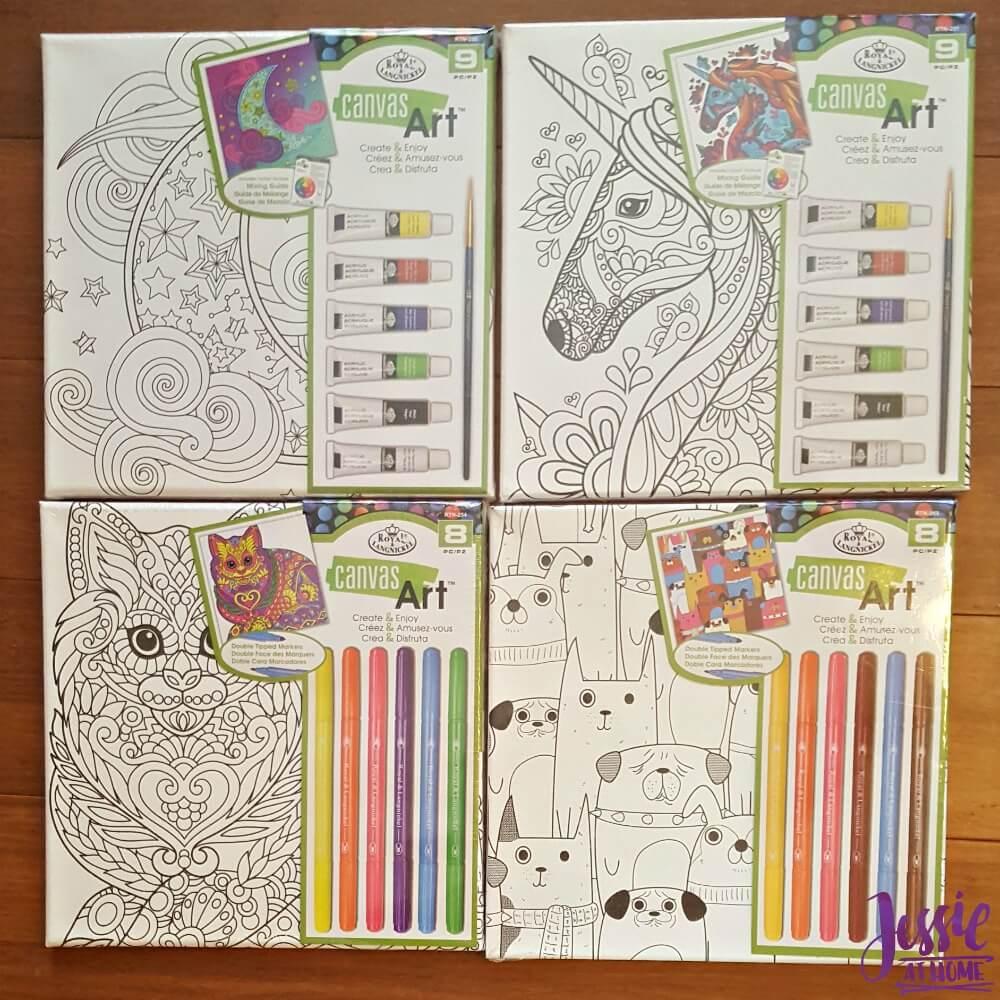Canvas Art kits