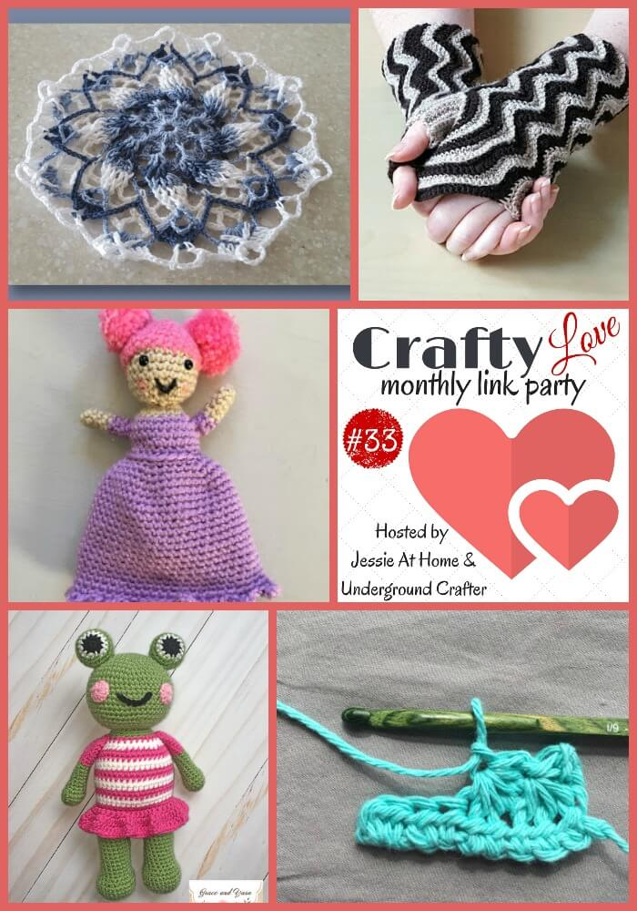 Crafty Love Link Party 33
