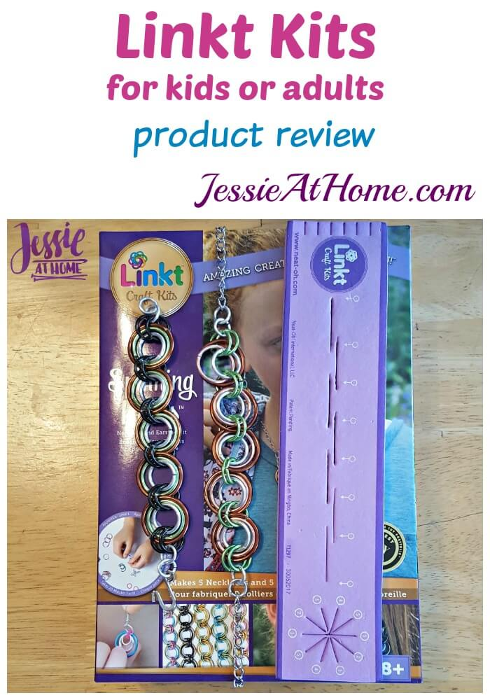 Linkt Kits product review from Jessie At Home