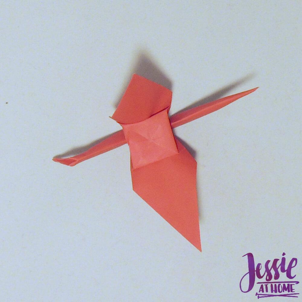 Origami Crane Complete