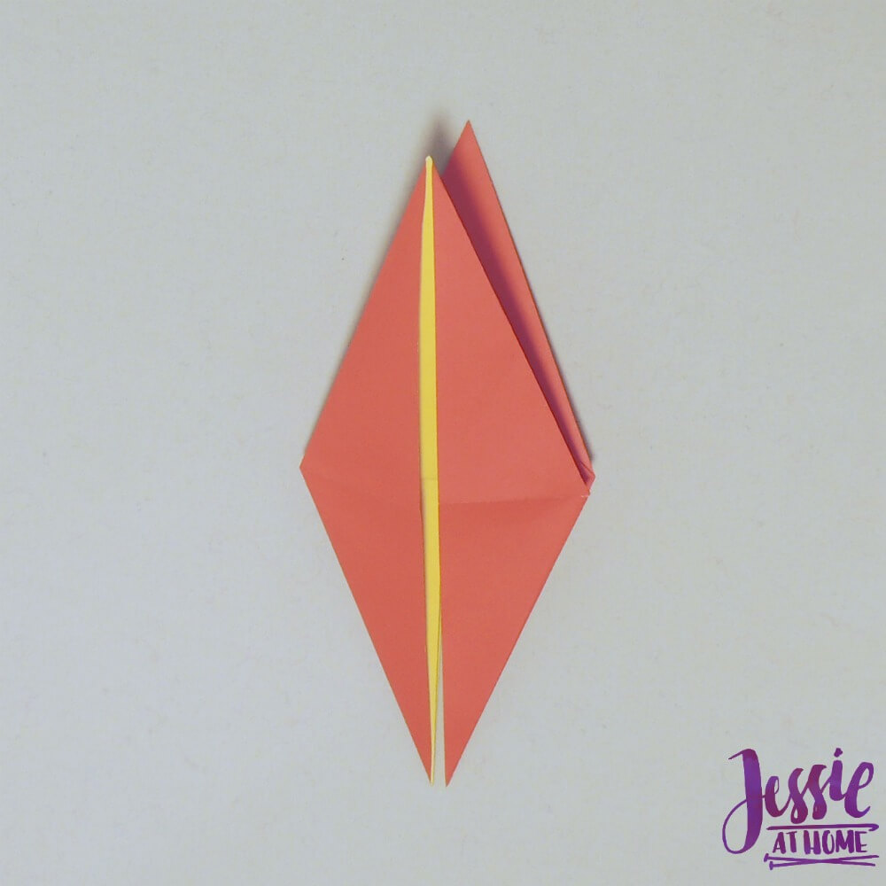 origami crane instructions step by step