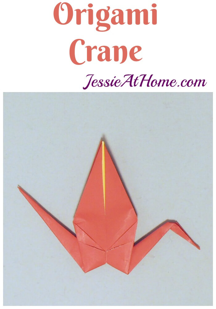 10mm Origami Crane : 4 Steps (with Pictures) - Instructables | 1000x700