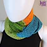 Quintet Cowl free knit pattern by Jessie At Home - 1