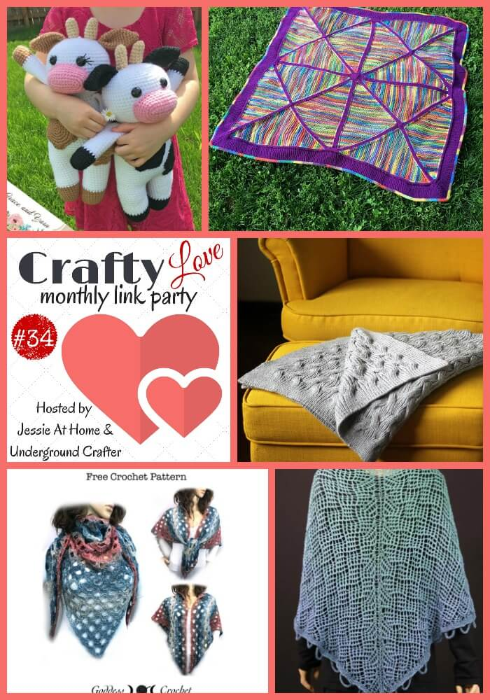 Crafty Love Link Party #34