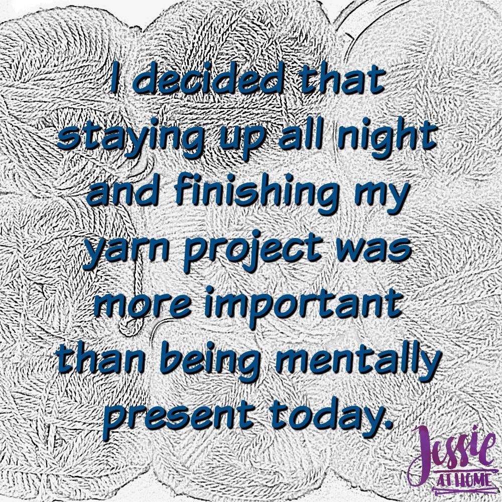 yarn all-nighter