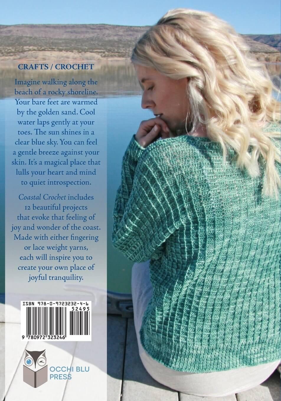 Coastal Crochet Back