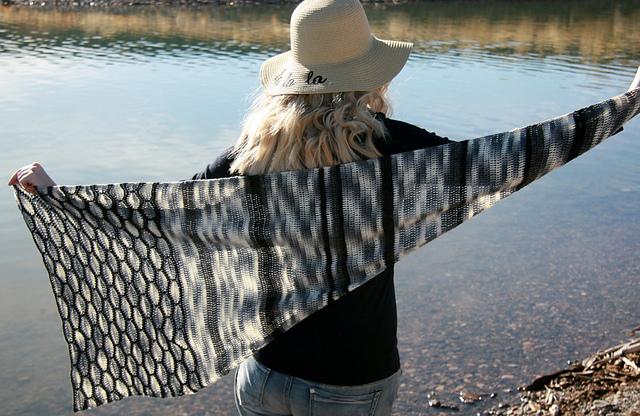 Coastal Crochet Shoreline