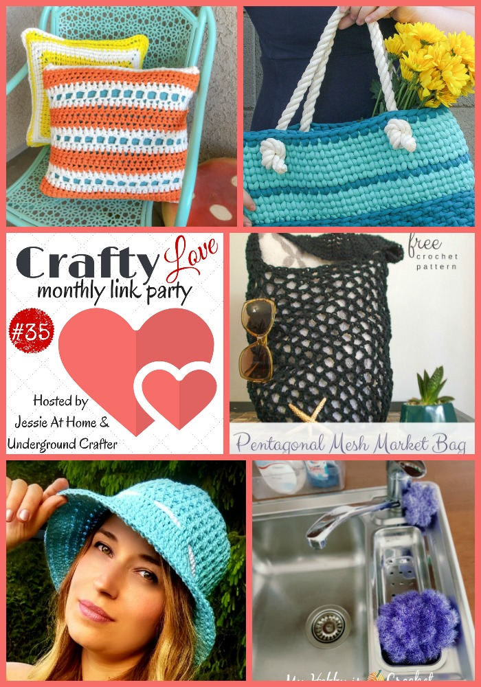 Crafty Love Link Party 35