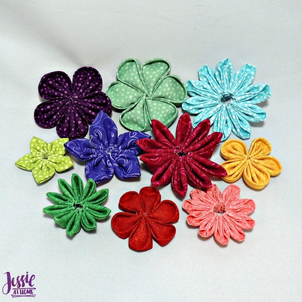Kanzashi Flower Makers variety
