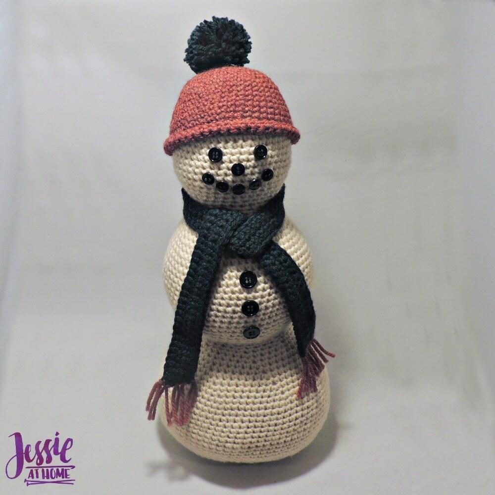 Snowman Centerpiece