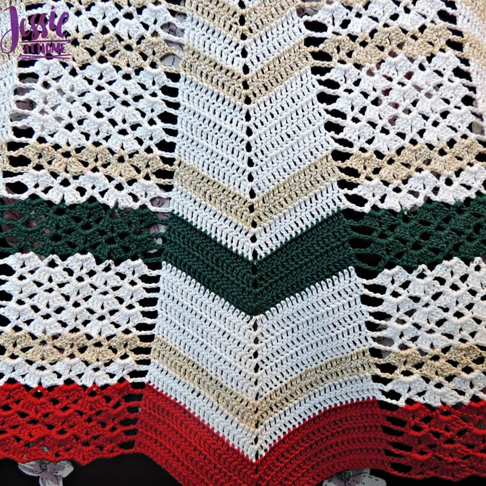 Vintage Crochet Apron - free crochet pattern by Jessie At Home - 2
