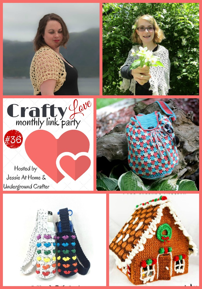 Crafty Love Link Party 36