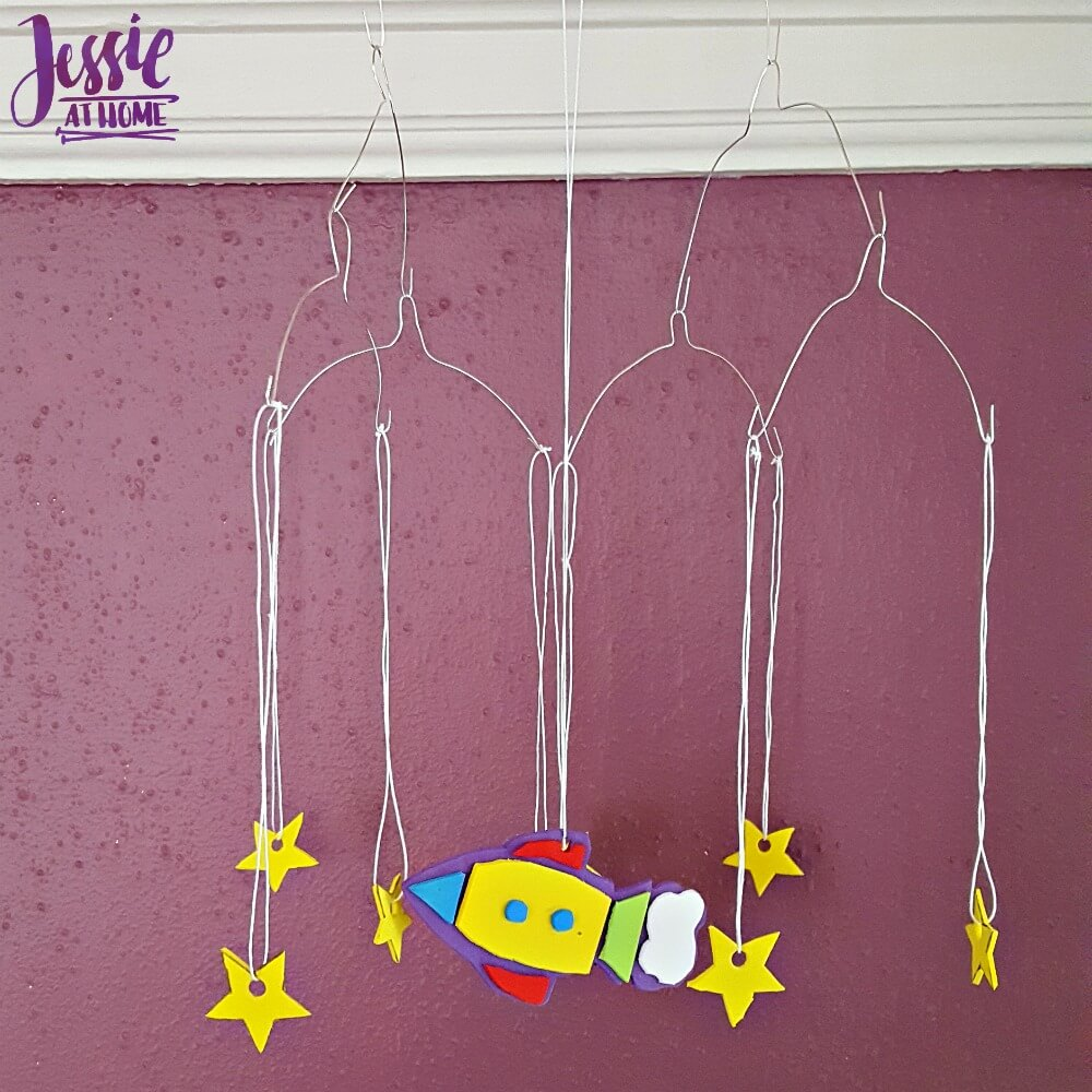 Papercrafts for Children - Vada's creation