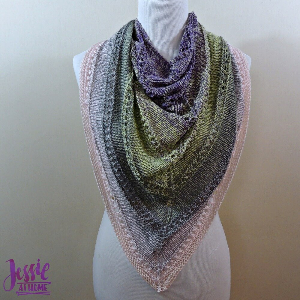 Spring Country free knit pattern by Jessie At Home - 3
