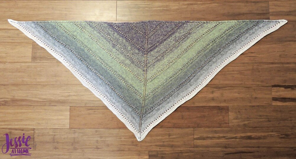 Spring Country free knit pattern by Jessie At Home - 4