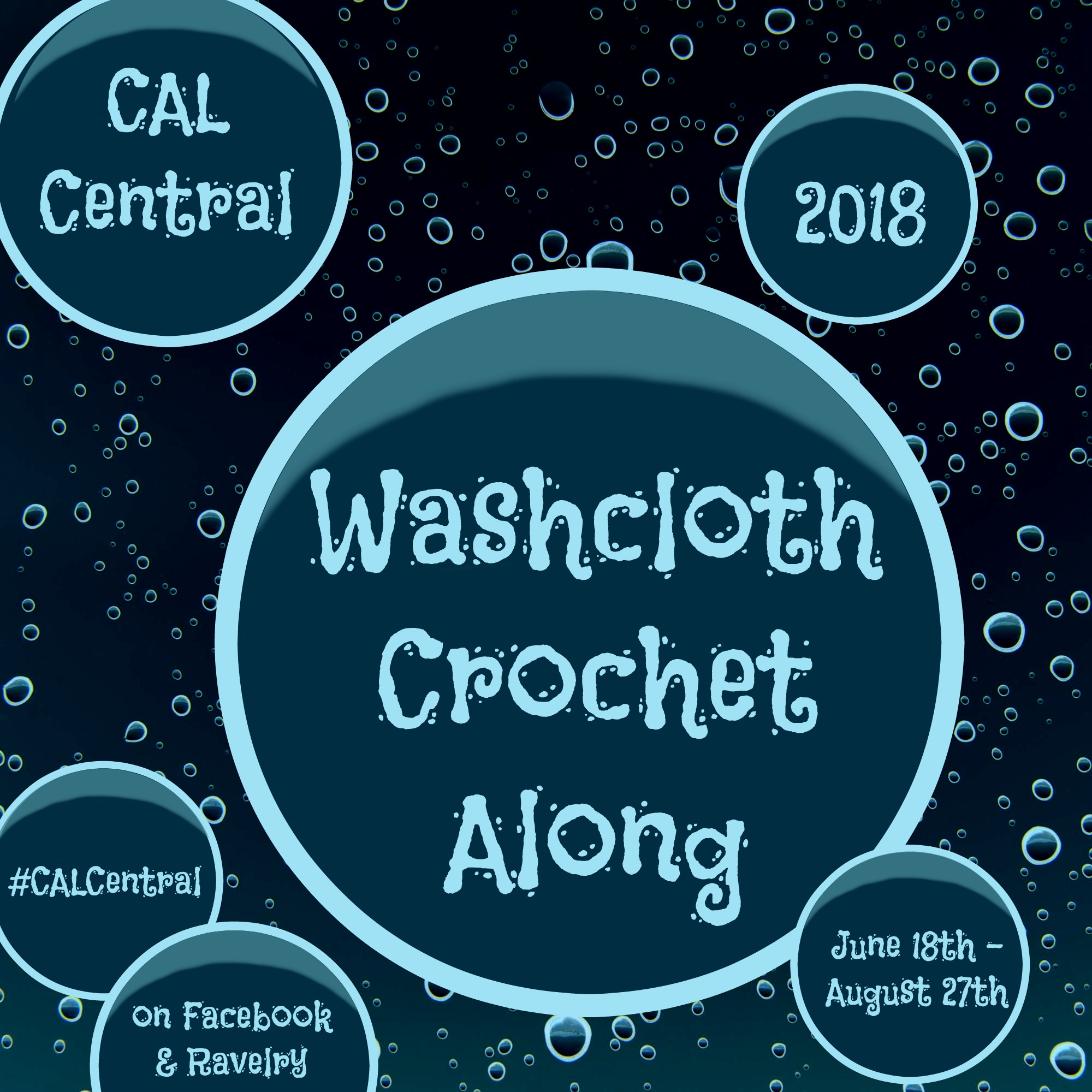 Washcloth CAL square