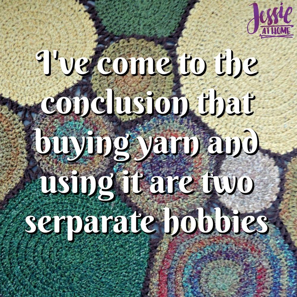 buying and using yarn