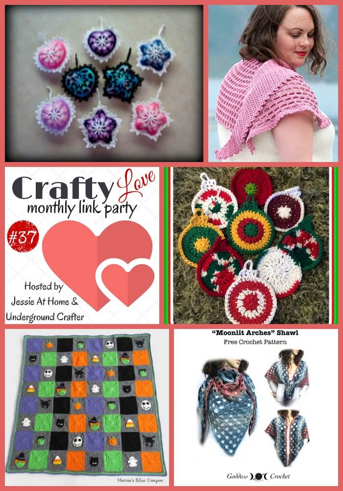 Crafty Love Link Party 37