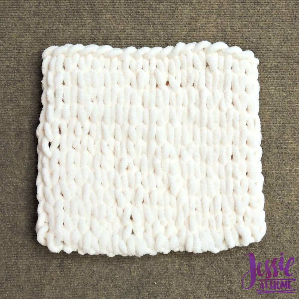 Half Hour Cowl free pattern by Jessie At Home - 5