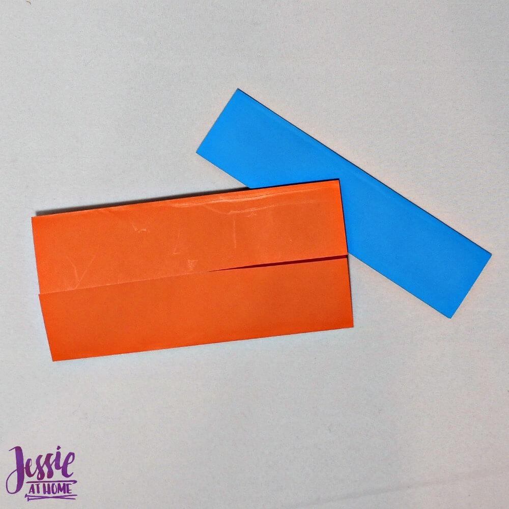 Origami Ninja Star Step 2