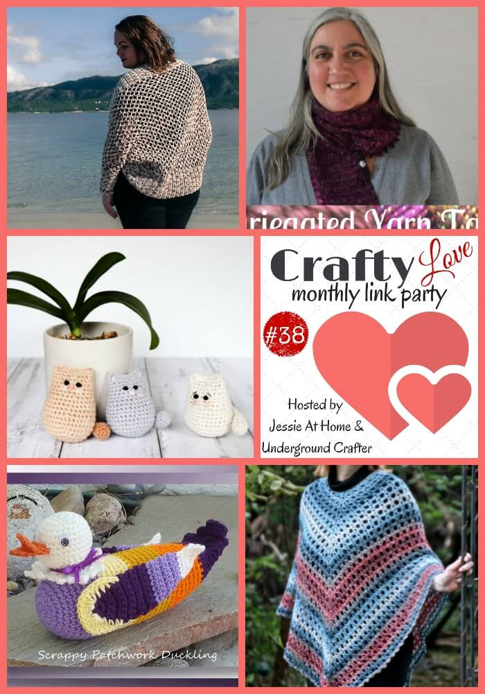 Crafty Love Link Party 38