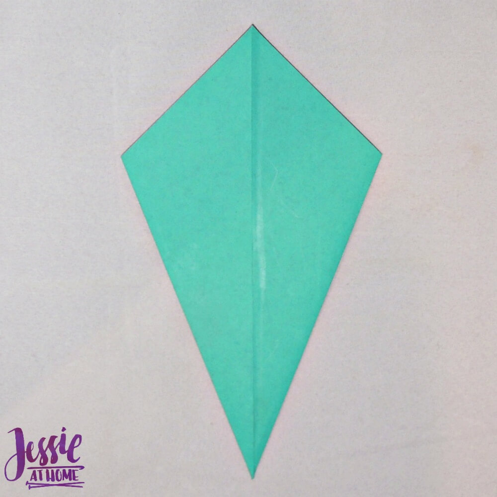 Origami Swan Step 3