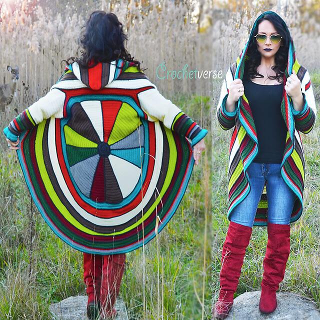 Splendor Circle Coat
