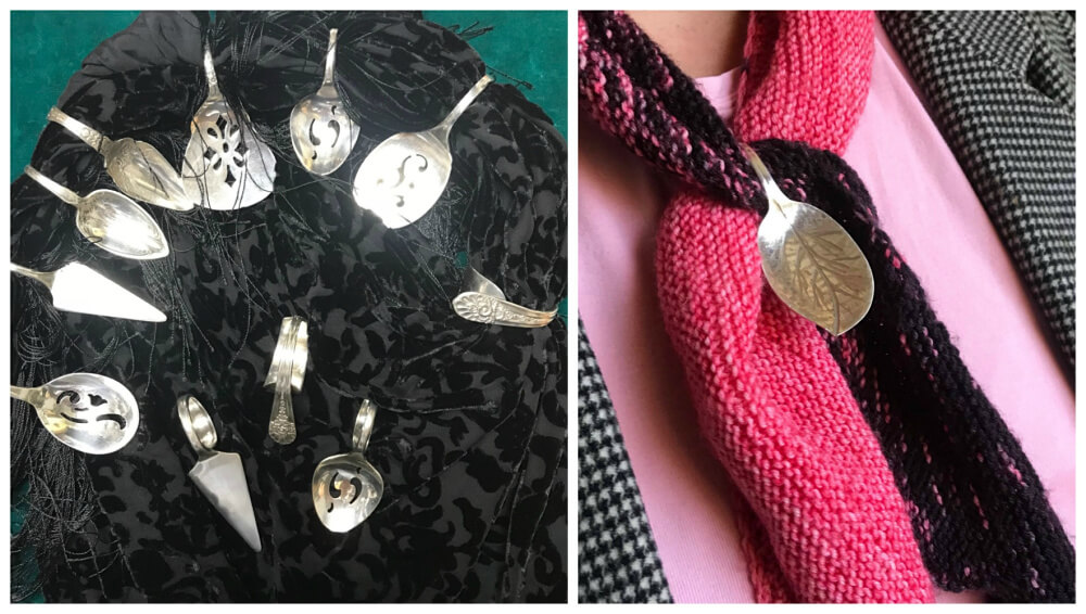 Amazing Accessories by Pat Kintigh from Jessie At Home - shawl slides