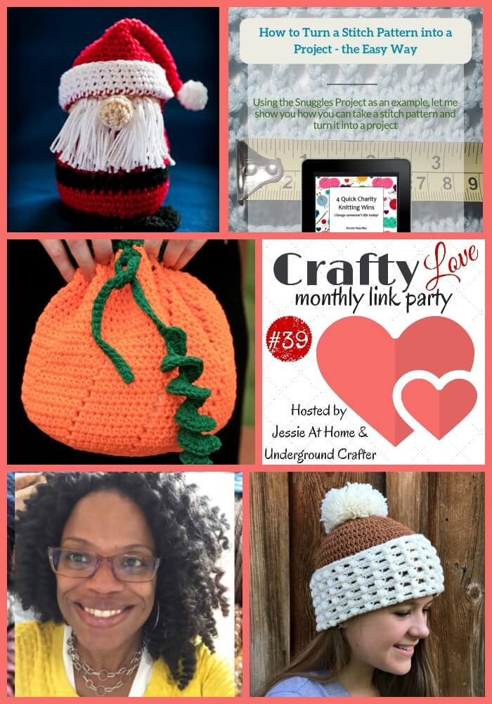Crafty Love Link Party 39