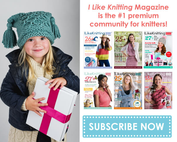 I Like Knitting Dec 18 - Subscribe
