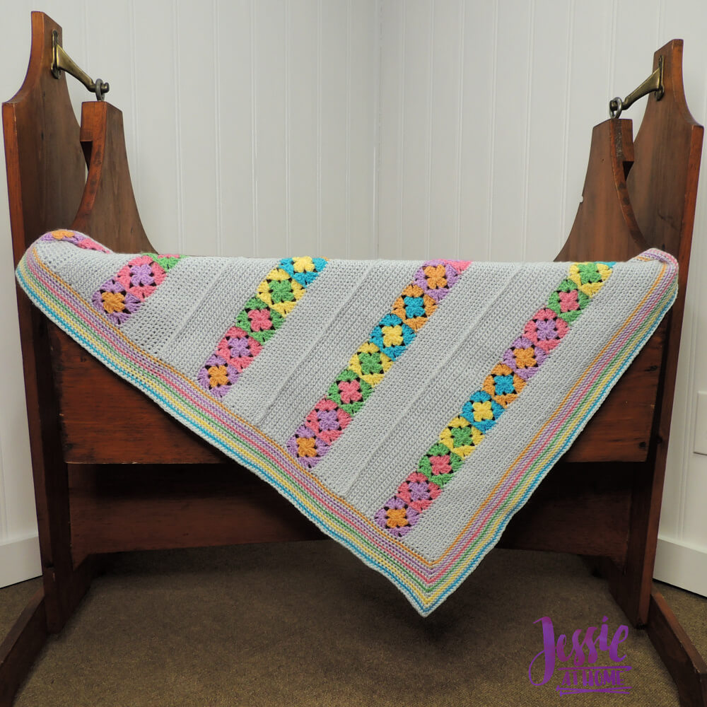 I'm a Square free crochet pattern by Jessie At Home - 2