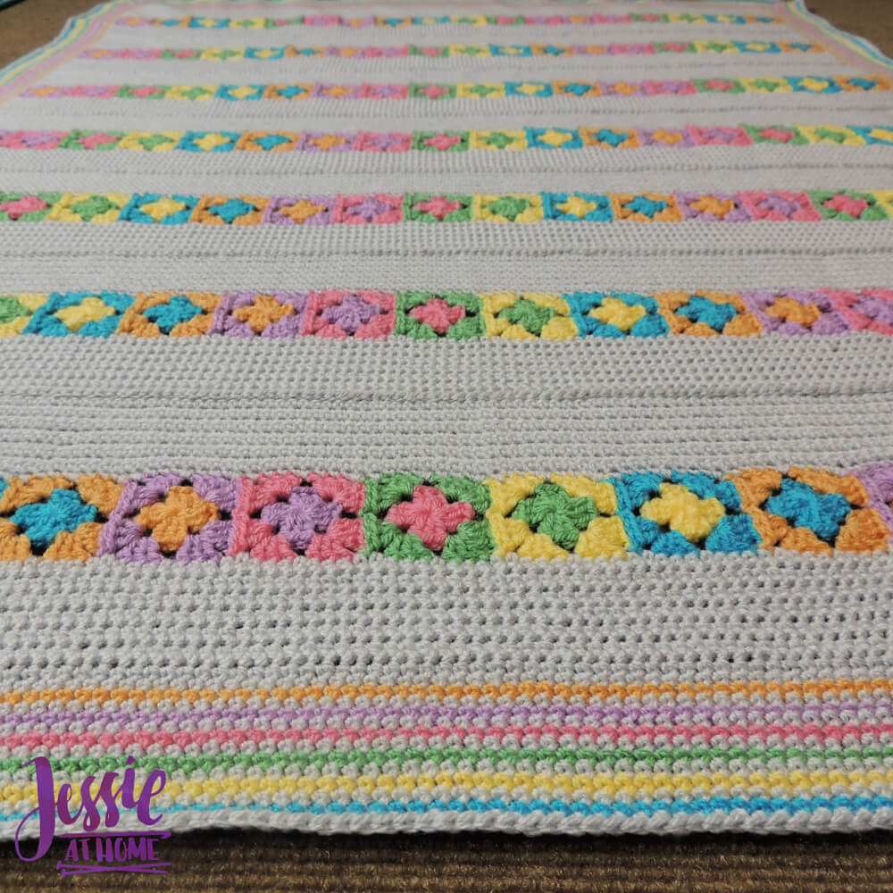 I'm a Square free crochet pattern by Jessie At Home - 5