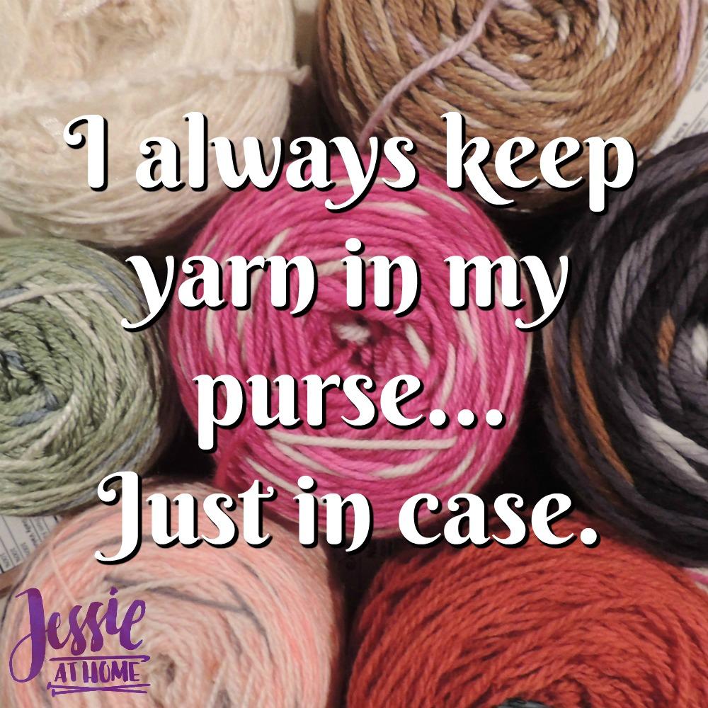Purse Yarn