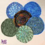 Six Post Yarmulke - free crochet pattern by Jessie At Home - 1