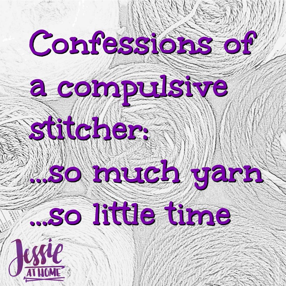 So much yarn...so little time