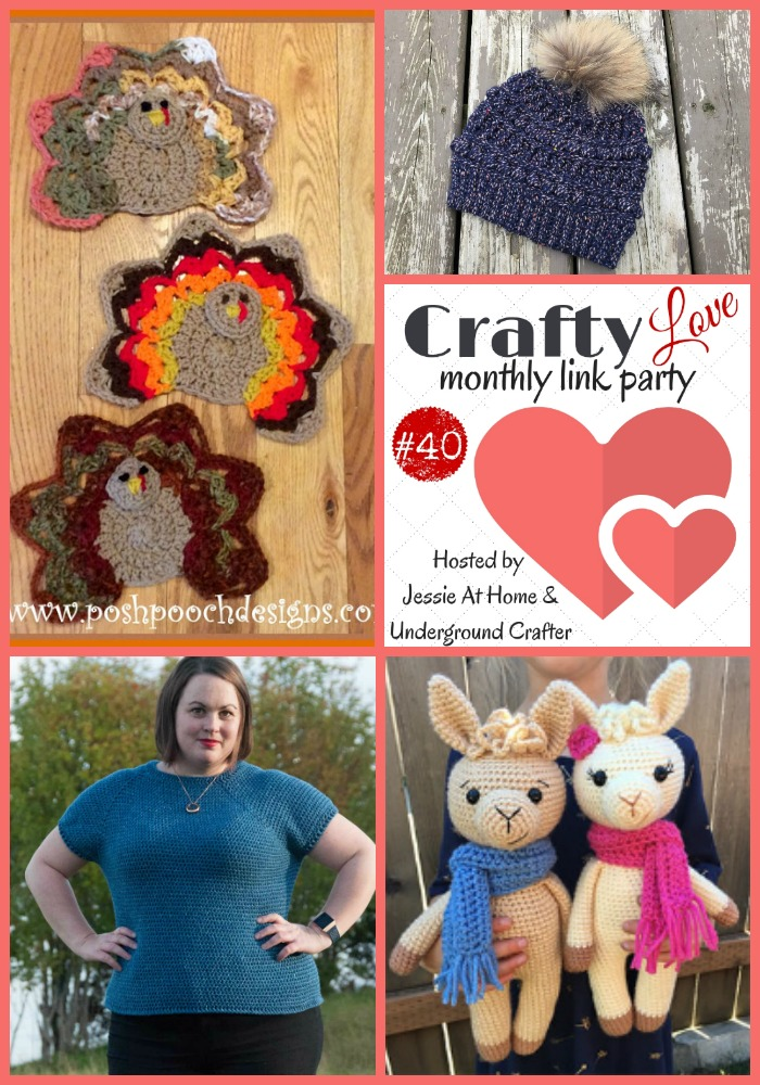 Crafty Love Link Party #40