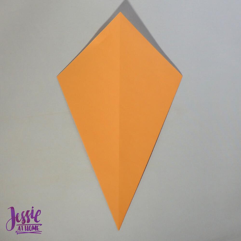 Origami Christmas Tree Step 3