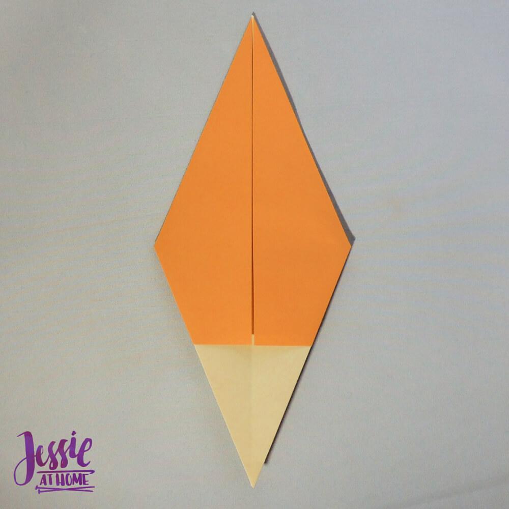 Origami Christmas Tree Step 5