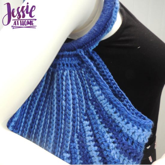 Deep Purse free crochet pattern by Jessie At Home - 3