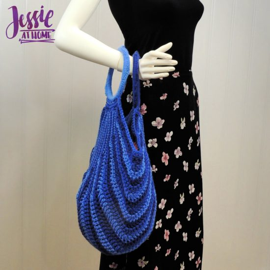 Deep Purse free crochet pattern by Jessie At Home - 5