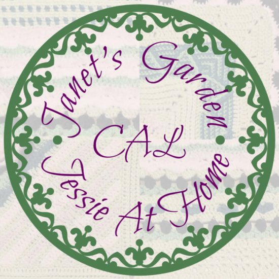 Janet's Garden CAL by Jessie At Home - Square
