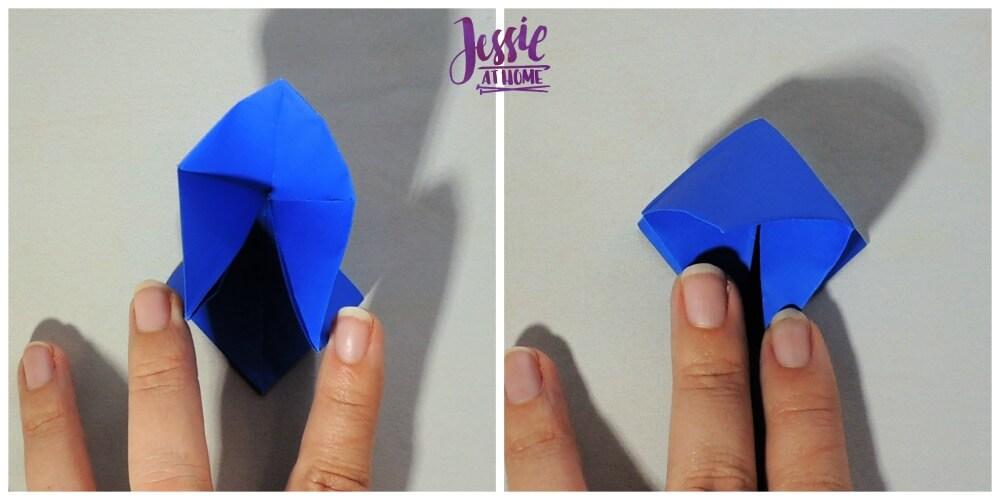 Origami Fortune Teller Step 4