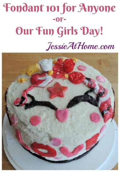Fondant 101 for Anyone by Jessie At Home
